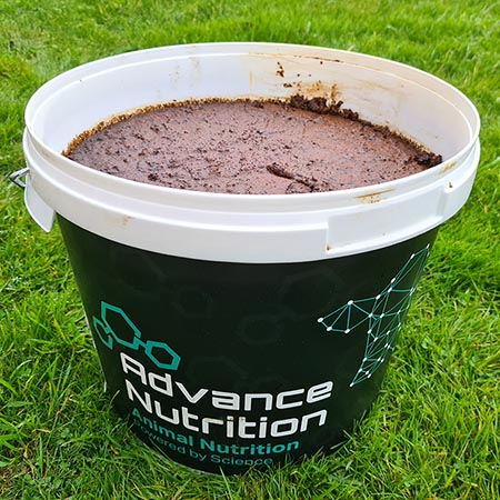 Advance Nutrition Sheep Mineral Bucket